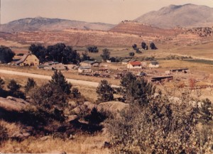 Sunrise Ranch in the 40s